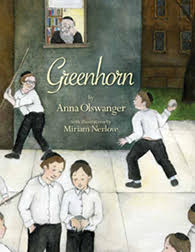 Greenhorn Cover